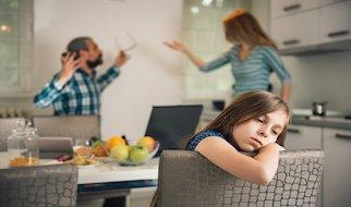 Emotional Reactiveness During Divorce
